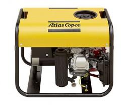 бензиновая электростанция atlas copco qep 8