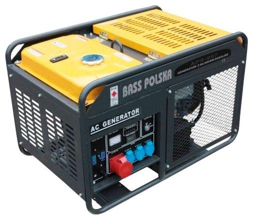 бензиновая электростанция bass polska aps-997
