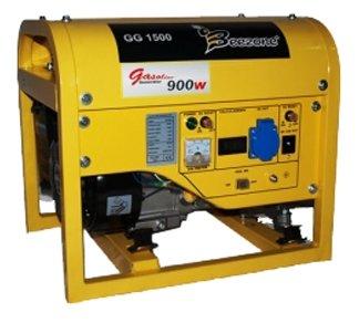 бензиновая электростанция beezone gg1500