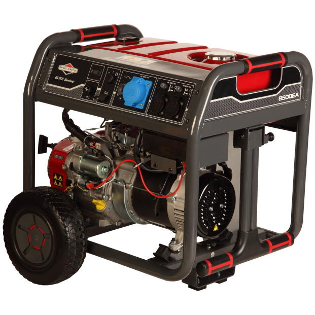 бензиновая электростанция briggs and stratton 8500 ea