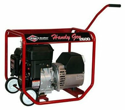 бензиновая электростанция briggs and stratton handygen 2600