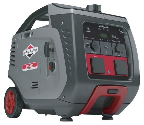 бензиновая электростанция briggs and stratton powersmart p3000