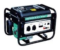 бензиновая электростанция bronco bn3000-k