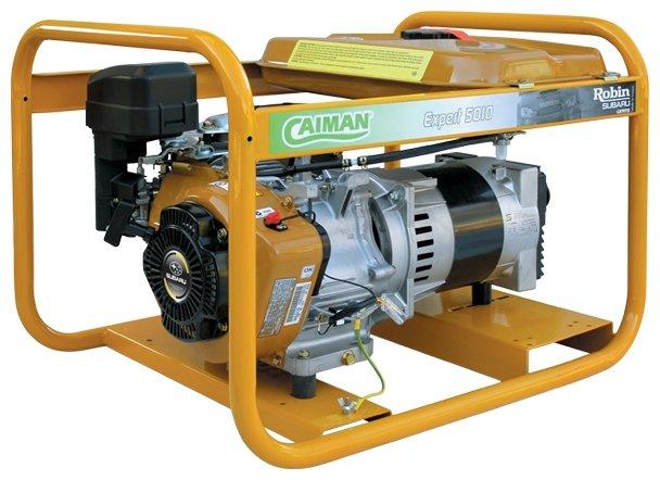 бензиновая электростанция caiman expert 5010x