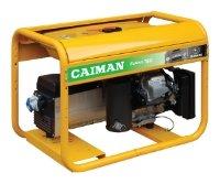 бензиновая электростанция caiman leader 6510xl27
