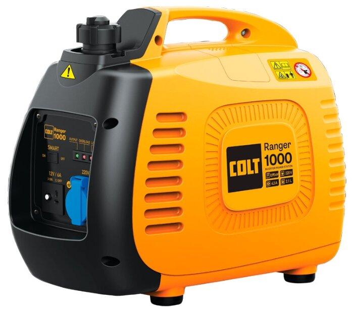 бензиновая электростанция colt ranger 1000