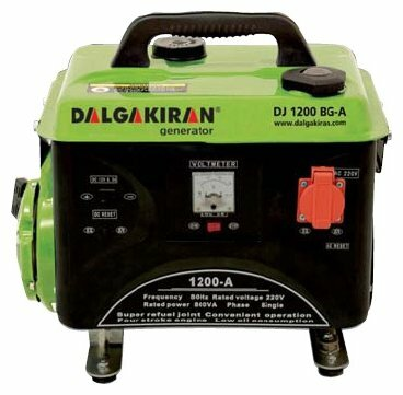 бензиновая электростанция dalgakiran dj 1200 bg-a