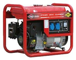 бензиновая электростанция dde bg3000