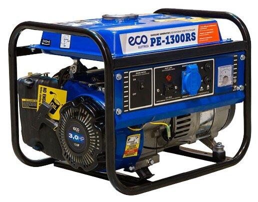 бензиновая электростанция eco pe-1300rs