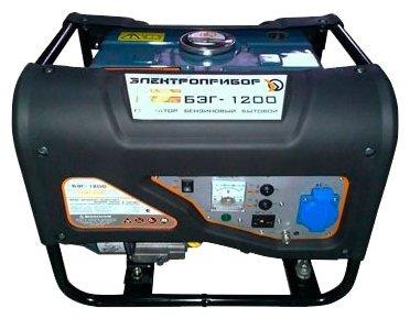 бензиновая электростанция электроприбор бэг-1200