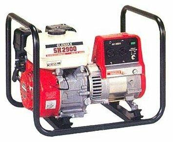 бензиновая электростанция elemax sh2900-s