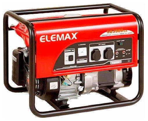 бензиновая электростанция elemax sh3900ex-d