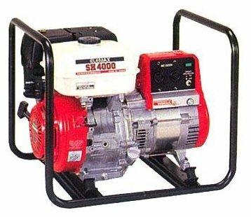 бензиновая электростанция elemax sh4000-r