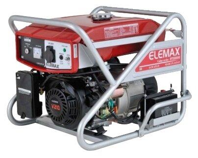 бензиновая электростанция elemax sv3300-r