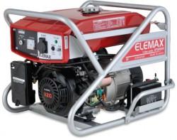 бензиновая электростанция elemax sv 6500-r