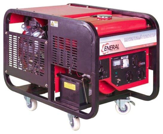 бензиновая электростанция eneral гб2ц-9-3 ск