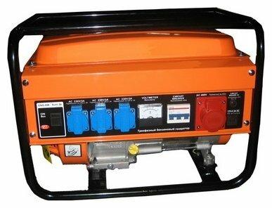 бензиновая электростанция энергомаш эг-87283