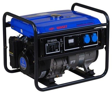 бензиновая электростанция ep genset dy4800l