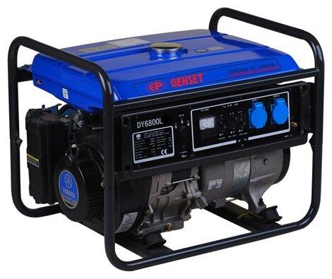 бензиновая электростанция ep genset dy6800l