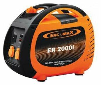 бензиновая электростанция ergomax er 2000 i