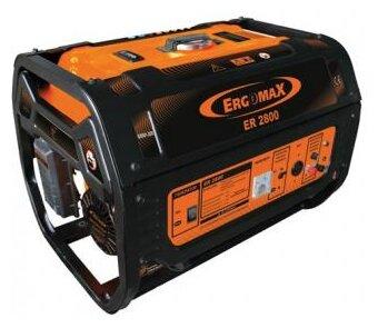 бензиновая электростанция ergomax er 2800