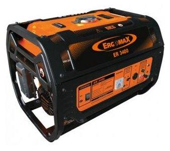 бензиновая электростанция ergomax er 3400