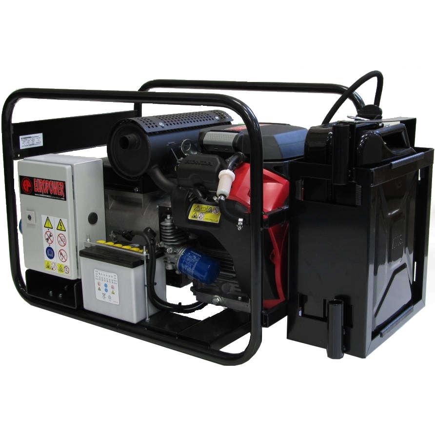 бензиновая электростанция europower ep 10000 e