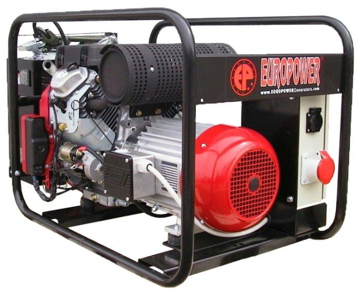 бензиновая электростанция europower ep12000te-ip54