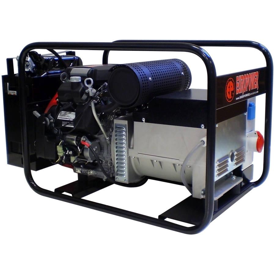 бензиновая электростанция europower ep 13500 te