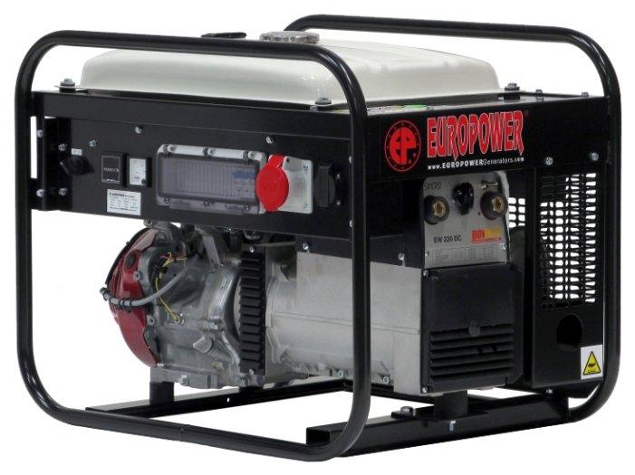 бензиновая электростанция europower ep200x-25