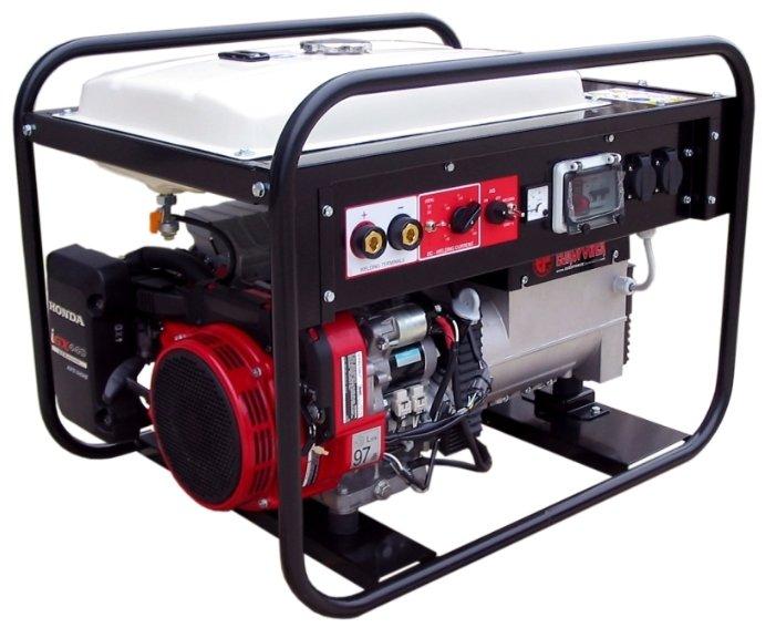 бензиновая электростанция europower ep200x2ei-25