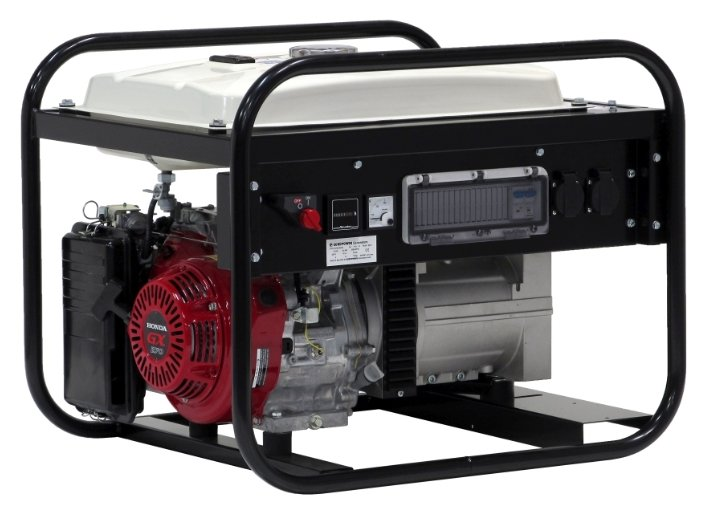 бензиновая электростанция europower ep4100-25