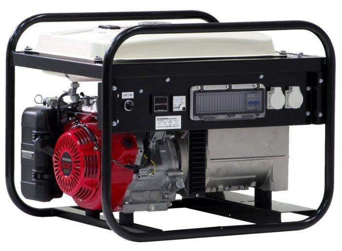 бензиновая электростанция europower ep6000-25