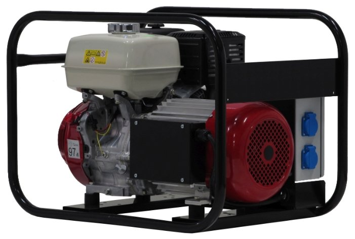 бензиновая электростанция europower ep6000-ip54