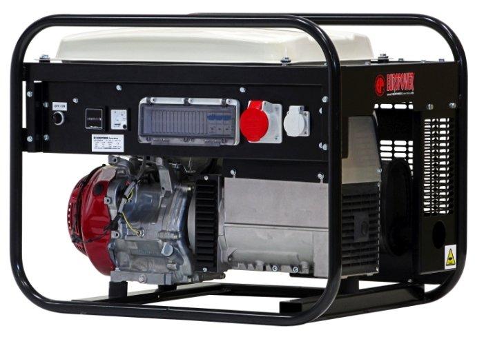 бензиновая электростанция europower ep6500t-25