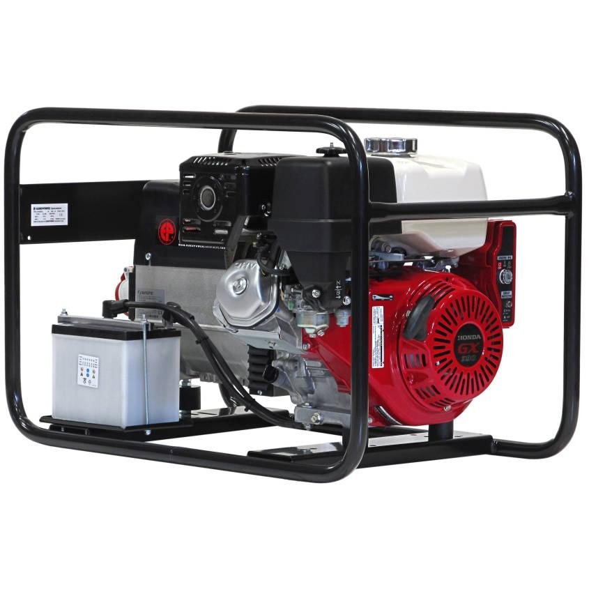 бензиновая электростанция europower ep 6500 te
