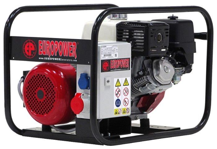 бензиновая электростанция europower ep8000t-ip54