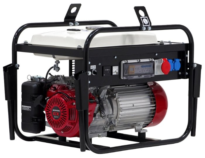 бензиновая электростанция europower ep8054t-25