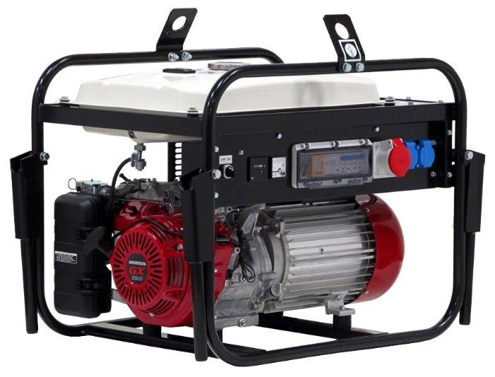 бензиновая электростанция europower ep8054te-25
