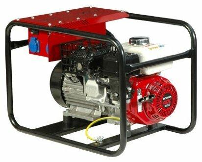 бензиновая электростанция fogo fh 3541