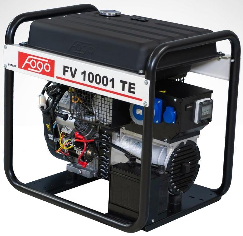 бензиновая электростанция fogo fv10001te