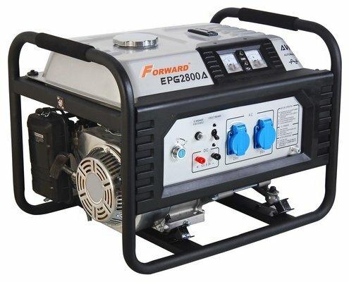 бензиновая электростанция forward fgg-2800ae