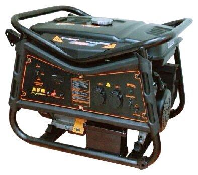 бензиновая электростанция foxweld expert g2700