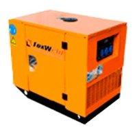 бензиновая электростанция foxweld g11000es