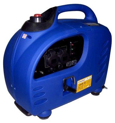 бензиновая электростанция foxweld gin-2200