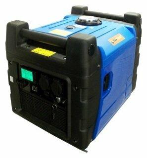 бензиновая электростанция foxweld gin-3600ed