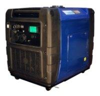 бензиновая электростанция foxweld gin-5600