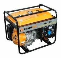 бензиновая электростанция foxweld gw202