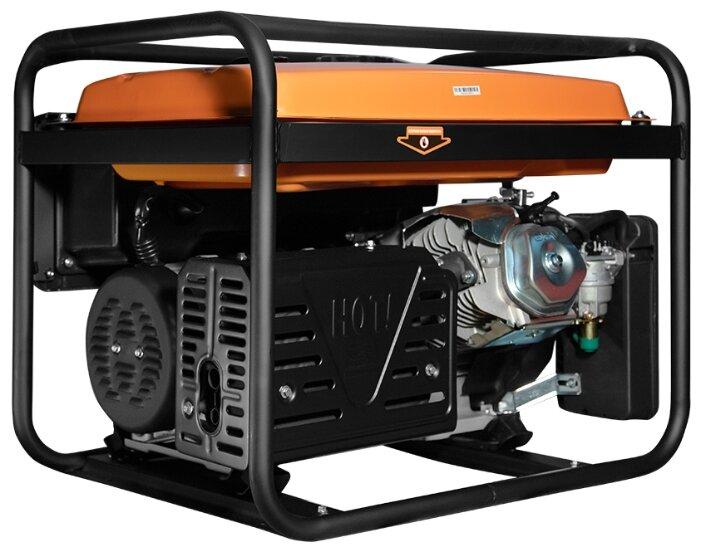 бензиновая электростанция foxweld standart g6500