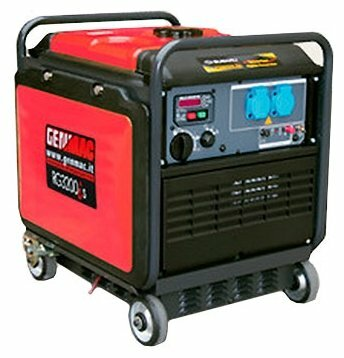 бензиновая электростанция genmac micro rg4300is - inverter